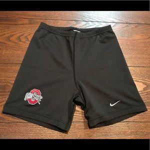 Nike Dri-Fit Ohio State Buckeyes Athletic Shorts